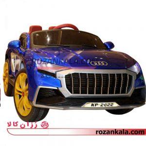 ماشین شارژی آئودی مدل AUDI 2022