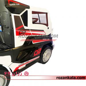 ماشین شارژی اورجینال بنز مدل Super-car کد ZR5333