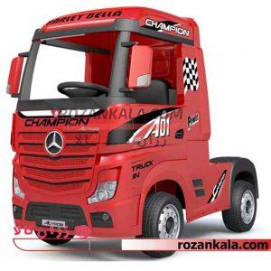 کامیون شارژی کودک بنز مدل آکتروس