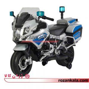موتور سیکلت شارژی پلیس کد 911