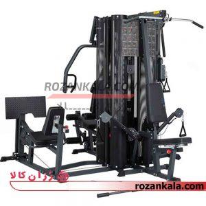 دستگاه بدنسازی چند کاره بادی کرفت مدل BodyCraft X4