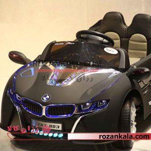 ماشین شارژی بی ام و سواری رالی مانیتور دار مدل BMW i8