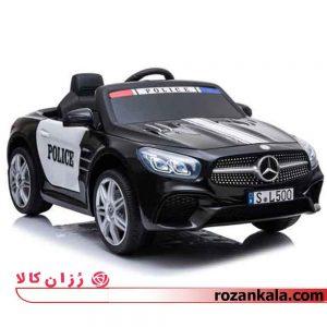 ماشین شارژی پلیس مرسدس بنز مدل SL500